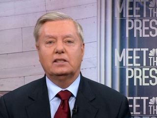 Lindsey Graham a hard 'no' on joining Trump administration