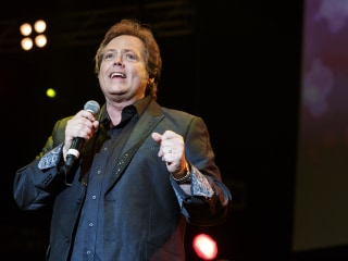 Singer Jimmy Osmond suffers stroke during pantomime performance