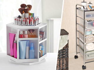 This is the best way to organize your beauty products