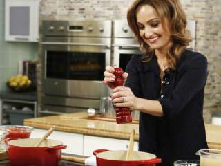 Giada pays homage to her famous family with her first East Coast restaurant