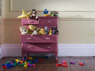 Why you should use the Marie Kondo method on your toddler's toys