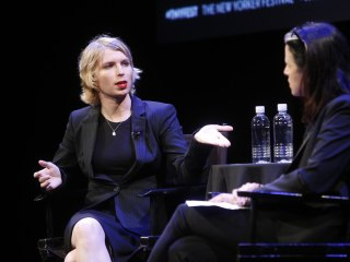 Chelsea Manning files for U.S. Senate bid in Maryland
