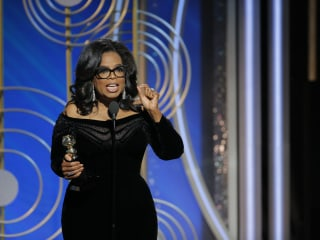 Full transcript of Oprah Winfrey's Golden Globes acceptance speech
