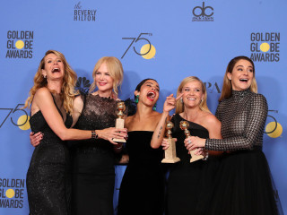 Golden Globes: #MeToo, powerful Oprah speech dominate the night