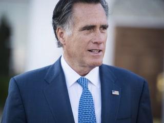 Mitt Romney moves closer to launching Utah Senate bid