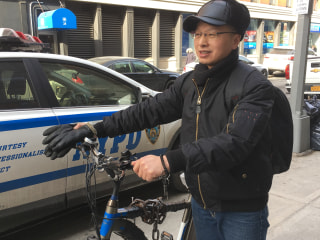 Electric bikes can help immigrant workers. But in New York, they're banned.