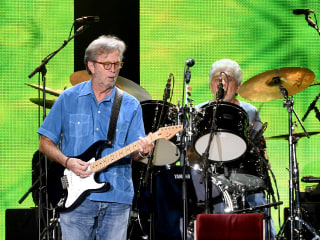 Eric Clapton says he's going deaf