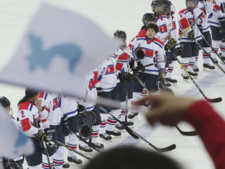 North and South Korea will form joint team for Winter Olympics