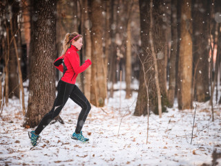 How to work out in cold weather