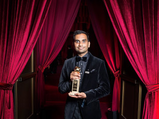 Aziz Ansari responds to report of 'uncomfortable' sexual encounter