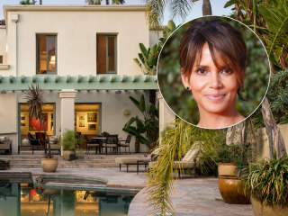 Halle Berry's lavish former home is the perfect place to display an Oscar