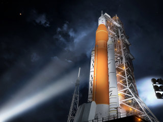 NASA's $17-billion moon rocket may be doomed before it ever gets to the launch pad
