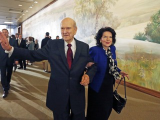 93-year-old ex-surgeon Russell M. Nelson appointed to head Mormon church
