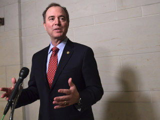 White House is gagging Steve Bannon, Rep. Schiff says
