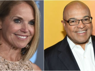 Katie Couric, Mike Tirico to host Olympic Opening Ceremony
