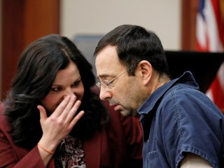 Larry Nassar complains it's too hard to listen to victim stories