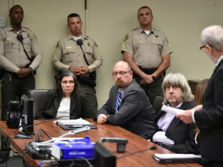 House of horrors case: Turpin parents accused of beating, starving children plead guilty