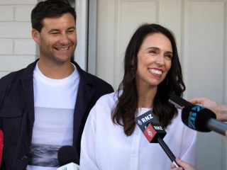 New Zealand Prime Minister Jacinda Ardern announces pregnancy