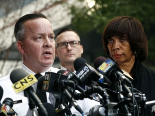 Baltimore police commissioner Kevin Davis replaced by mayor amid record murder rate