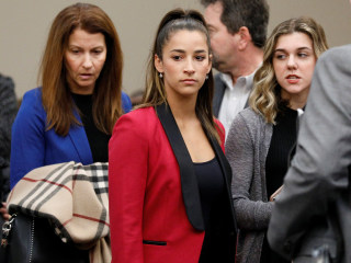 Gymnasts Aly Raisman, Jordyn Wieber testify against Larry Nassar