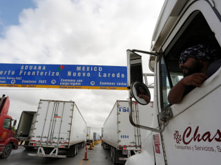 The biggest risk to NAFTA may be Trump's frustration