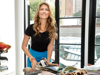Genevieve Gorder's tips on designing a healthy, passionate life