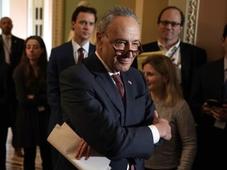 Schumer admits there's no guarantee GOP will keep its word on DACA vote