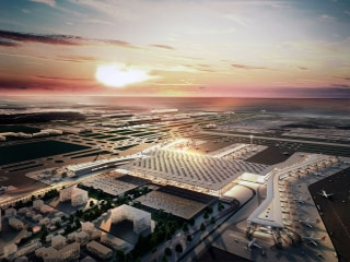 Erdogan flexes political muscle with new $11B airport in Istanbul