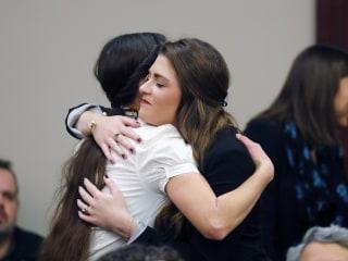 Larry Nassar's victims now focused on MSU, USA Gymnastics