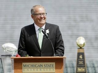 Larry Nassar scandal: MSU Athletic Director Mark Hollis resigns