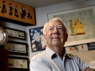 'Beetle Bailey' creator and cartoonist Mort Walker dies at 94
