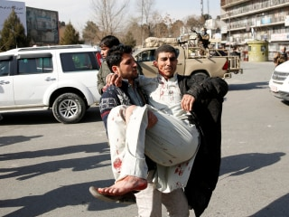 Taliban reacts to U.S. pressure, ISIS with wave of Kabul attacks