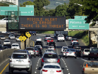 Worker who sent Hawaii missile false alarm believed threat was real