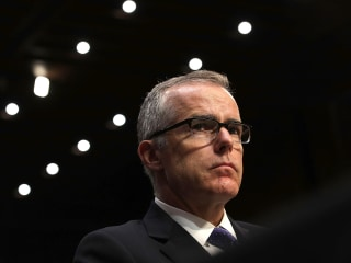 McCabe authorized perjury investigation into Sessions