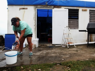 San Juan Mayor Carmen Yulín Cruz blasts FEMA decision to end food, water aid to Puerto Rico