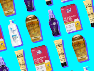 8 best drugstore hair products to protect against split ends