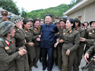 The Tangled Family History of North Korea's Kim Jong Un