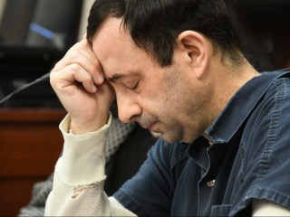 Larry Nassar scandal looms over Olympic Committee at Winter Games
