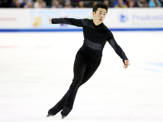Nathan Chen shares a tool 3 Olympic medalists had: A costume by Vera Wang