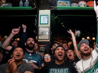Philadelphia Eagles take down New England Patriots in Super Bowl thriller