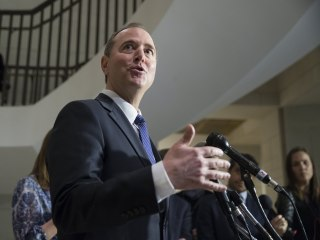Democrat Schiff added to Justice Department briefing on Russia probe sources