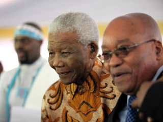 South African President Jacob Zuma faces pressure to resign