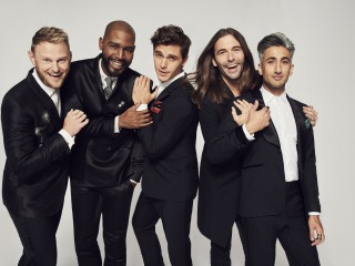 'Queer Eye' reboot is transforming a new generation of straight guys