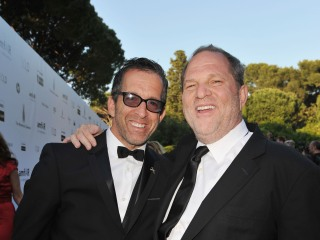 Kenneth Cole pushed out as amfAR chair in wake of Weinstein flap