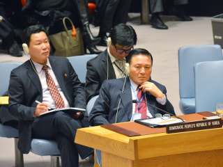 North Korea says it is unable to pay U.N. dues, blames sanctions