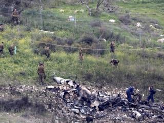 Israel says airstrikes dealt 'severe blows' to Iran, Syria as border tensions escalate
