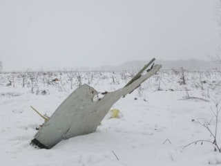71 dead after Russian passenger plane crashes near Moscow, officials say