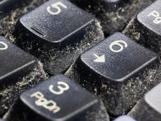 Does your keyboard need a deep cleaning? The 1 simple trick you need