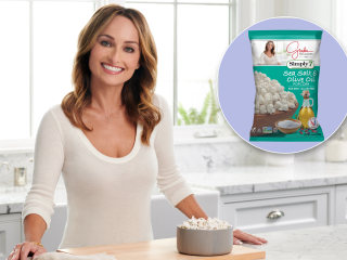 Giada's new popcorn line pays homage to her Italian recipes
