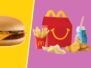 A healthier Happy Meal? McDonald's cuts cheeseburger from kids menu